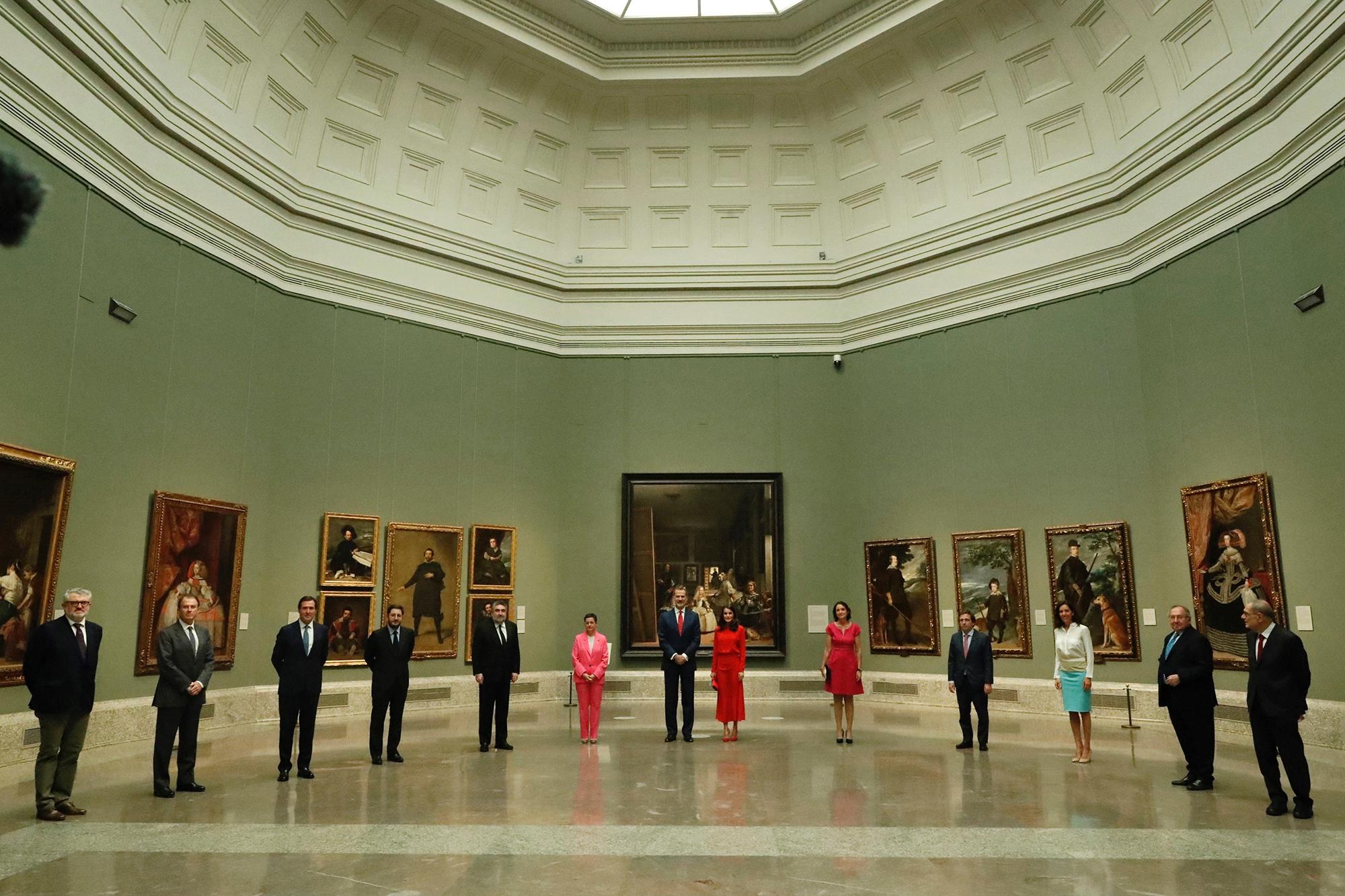 Spain for Sure se presentó en el Museo del Prado