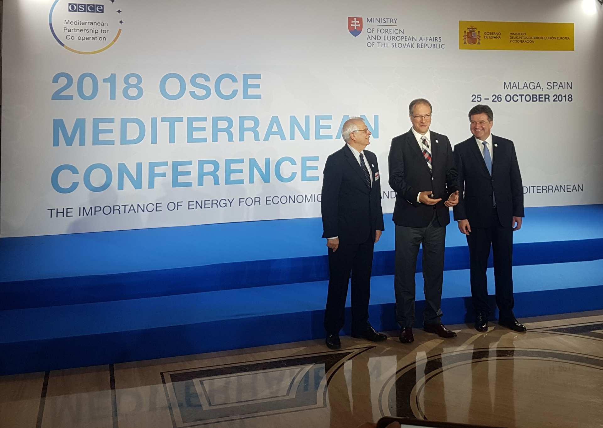2018 OSCE Conference